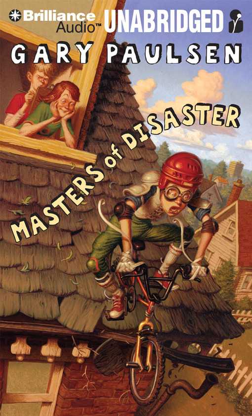 Title details for Masters of Disaster by Gary Paulsen - Wait list