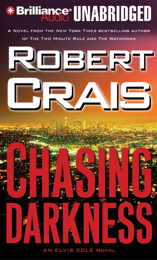 Title details for Chasing Darkness by Robert Crais - Wait list