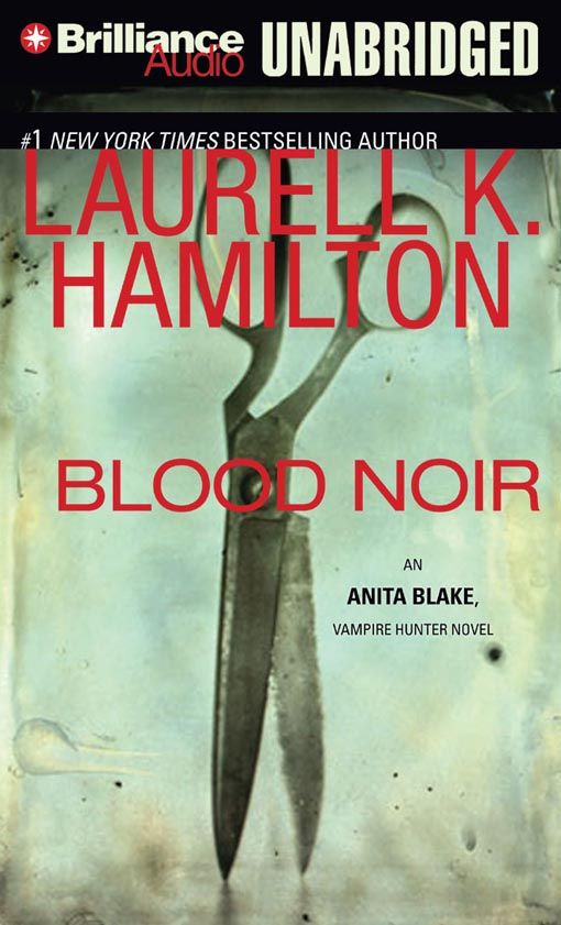 Title details for Blood Noir by Laurell K. Hamilton - Wait list