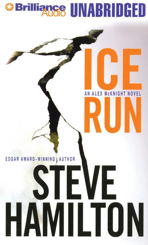Title details for Ice Run by Steve Hamilton - Wait list