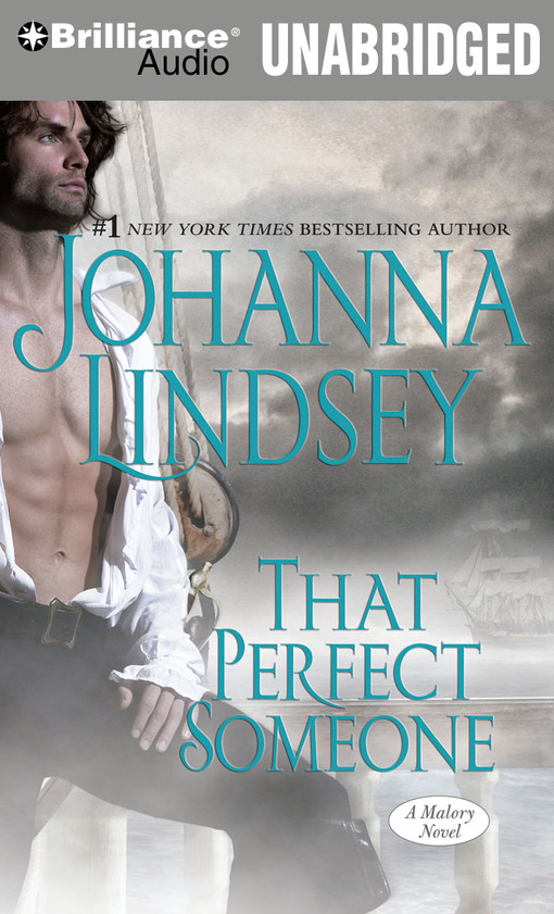 Title details for That Perfect Someone by Johanna Lindsey - Wait list