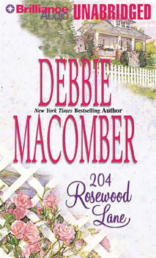 Title details for 204 Rosewood Lane by Debbie Macomber - Wait list