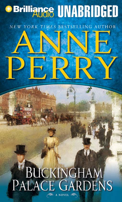 Title details for Buckingham Palace Gardens by Anne Perry - Wait list