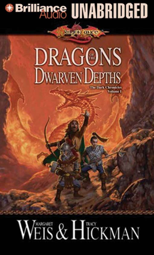 Title details for Dragons of the Dwarven Depths by Margaret Weis - Wait list