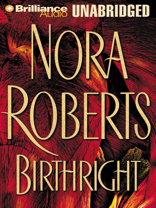 Title details for Birthright by Nora Roberts - Wait list