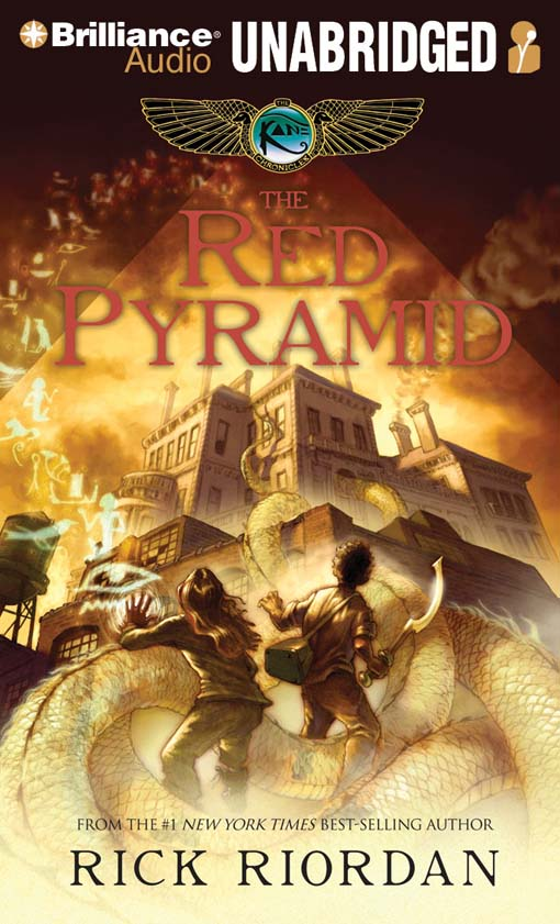 Title details for The Red Pyramid by Rick Riordan - Wait list