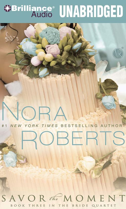 Title details for Savor the Moment by Nora Roberts - Wait list