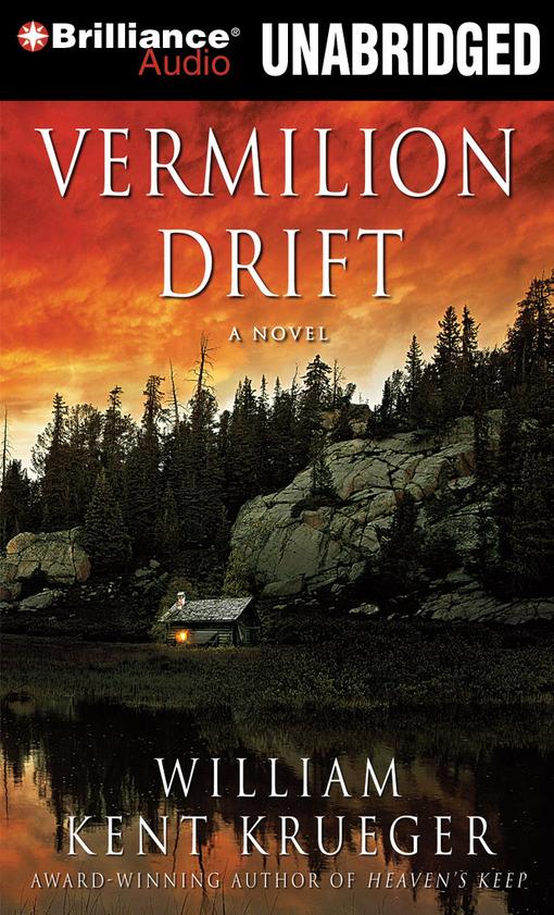 Title details for Vermilion Drift by William Kent Krueger - Wait list