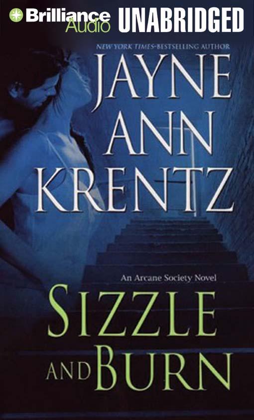 Title details for Sizzle and Burn by Jayne Ann Krentz - Wait list