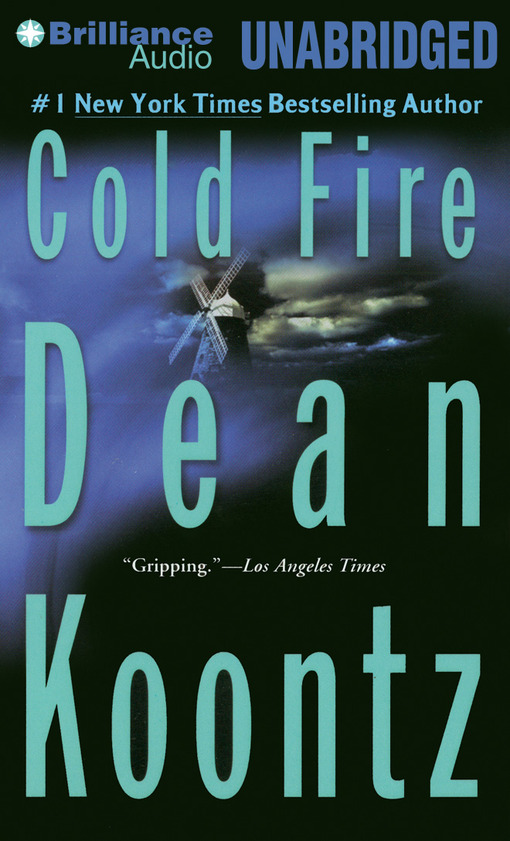 Title details for Cold Fire by Dean Koontz - Wait list