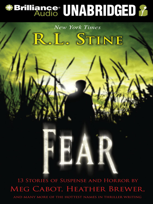 Title details for Fear by R.L. Stine - Wait list