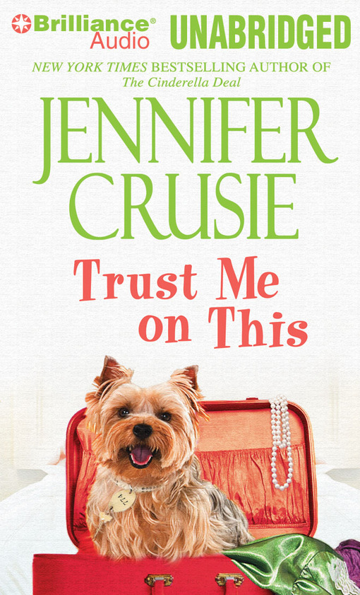 Title details for Trust Me on This by Jennifer Crusie - Wait list