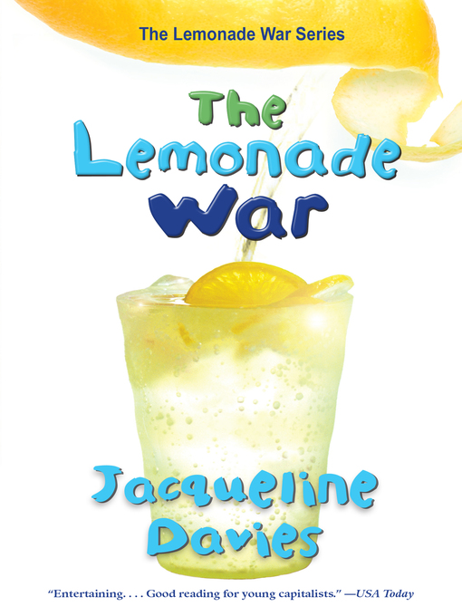 Title details for The Lemonade War by Jacqueline Davies - Wait list
