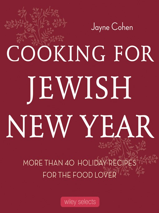Title details for Cooking for Jewish New Year by Jayne Cohen - Available