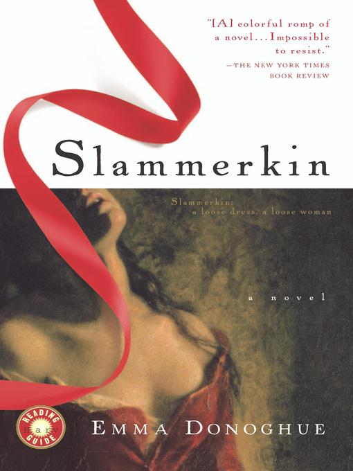 Title details for Slammerkin by Emma Donoghue - Available