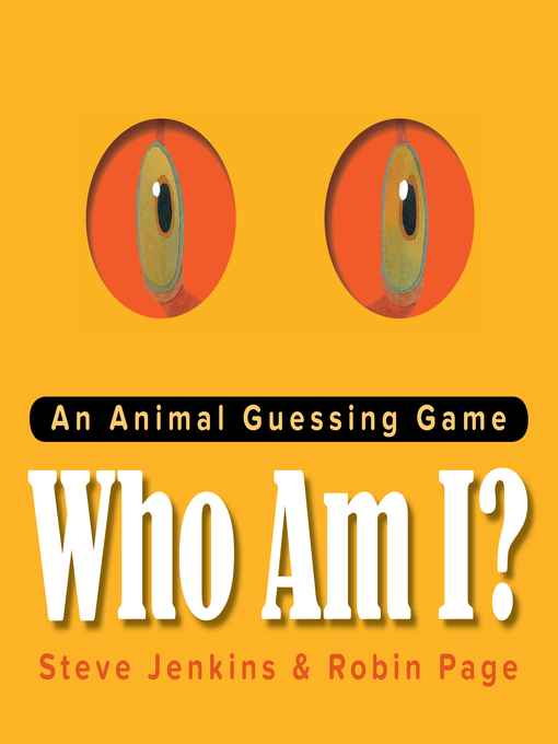 Title details for Who Am I? by Robin Page - Wait list