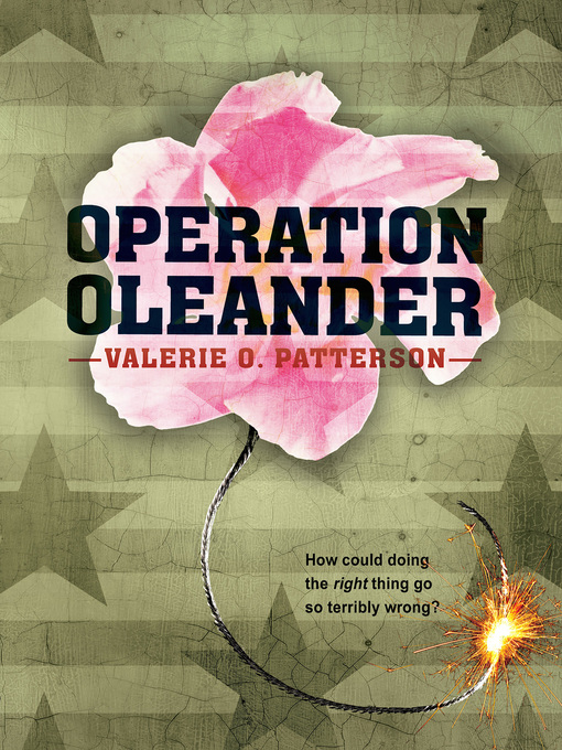 Title details for Operation Oleander by Valerie O. Patterson - Available