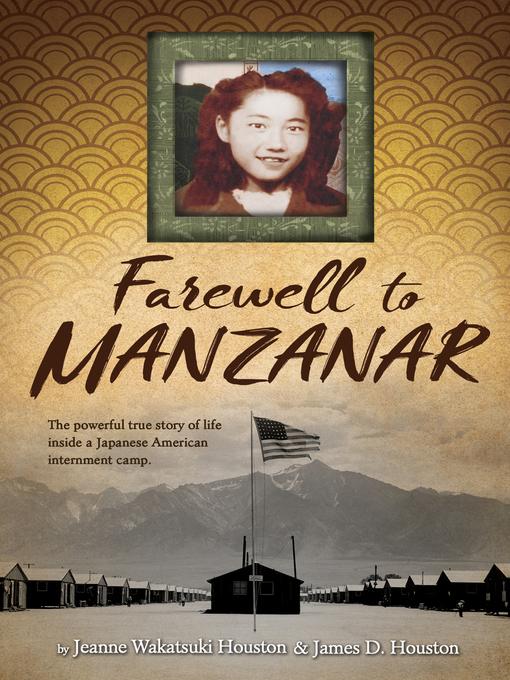 Title details for Farewell to Manzanar by Jeanne Wakatsuki Houston - Wait list