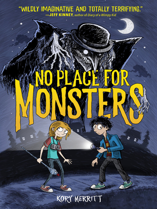 Title details for No Place for Monsters by Kory Merritt - Wait list