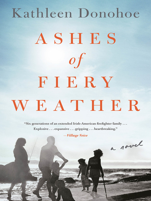 Cover of Ashes of Fiery Weather