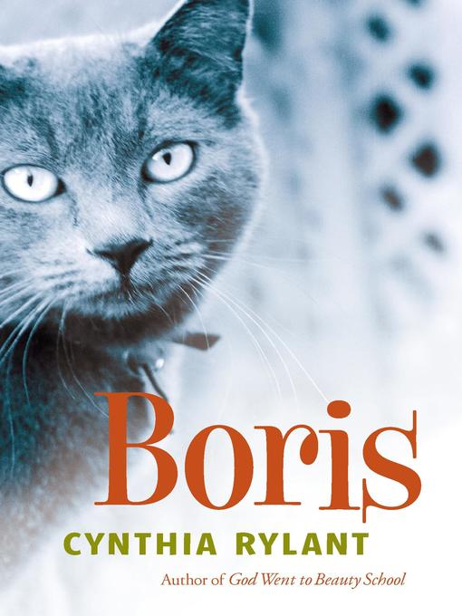 Title details for Boris by Cynthia Rylant - Wait list