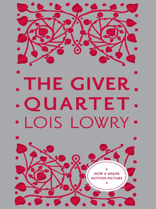 Title details for The Giver Quartet Omnibus by Lois Lowry - Wait list