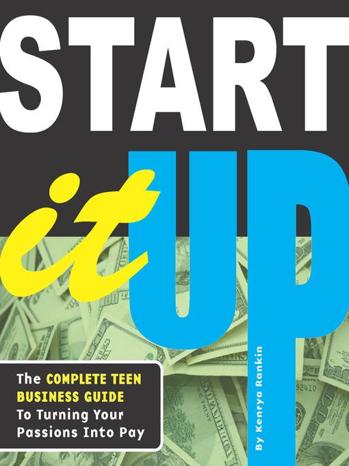 Cover of Start It Up