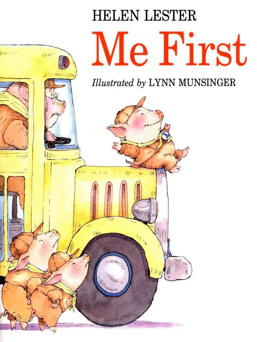 Title details for Me First by Helen Lester - Available