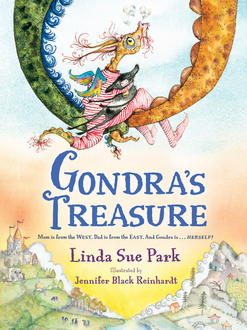 Cover of Gondra's Treasure