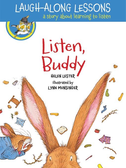 Title details for Listen, Buddy (Read-aloud) by Lynn Munsinger - Wait list