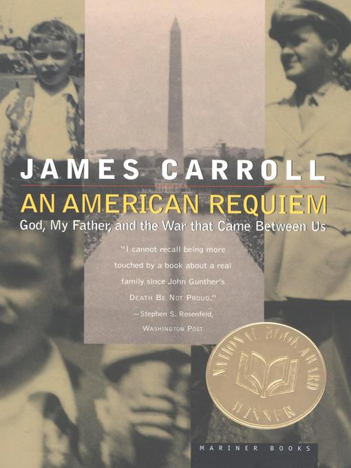 Title details for An American Requiem by James Carroll - Wait list
