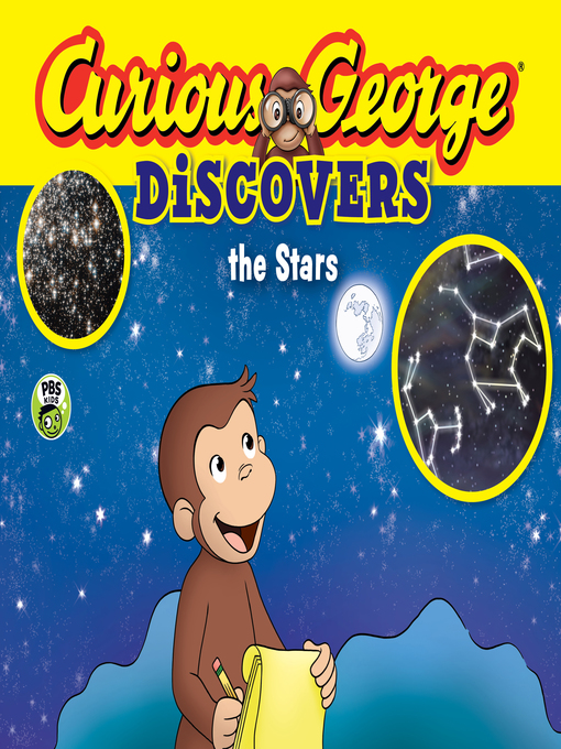 Title details for Curious George Discovers the Stars by H. A. Rey - Available