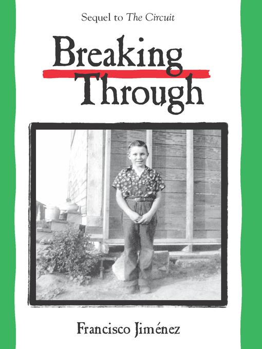 Breaking Through book cover