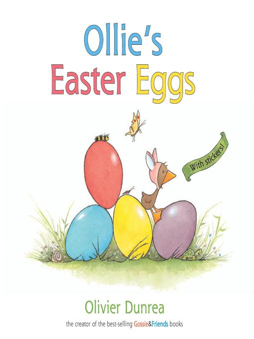 Cover image for Ollie's Easter Eggs