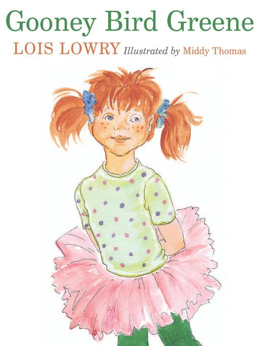 Title details for Gooney Bird Greene by Lois Lowry - Available