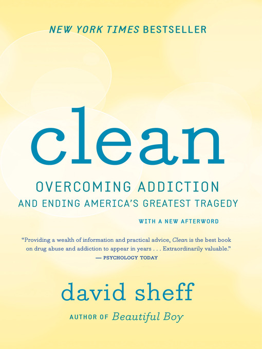 Title details for Clean by David Sheff - Available