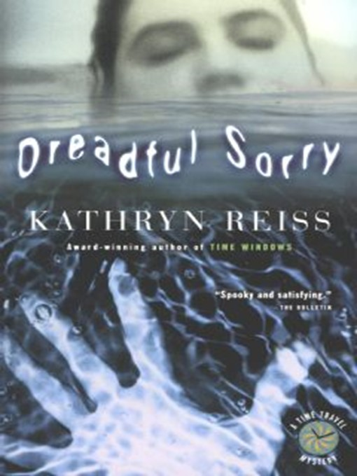 Cover of Dreadful Sorry