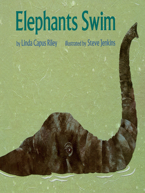 Cover of Elephants Swim