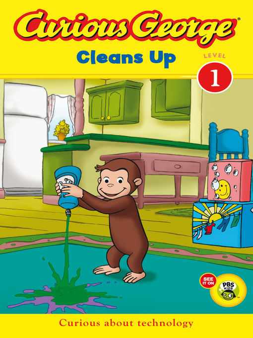 Title details for Curious George Cleans Up (CGTV Read-aloud) by H. A. Rey - Available