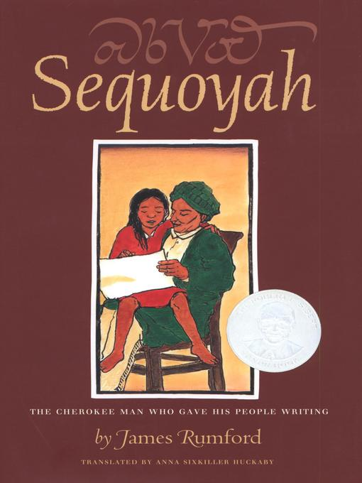 Title details for Sequoyah by James Rumford - Available