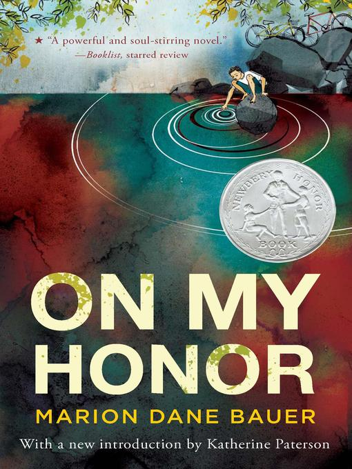 Title details for On My Honor by Marion Dane Bauer - Available