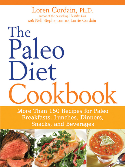Title details for The Paleo Diet Cookbook by Nell Stephenson - Available