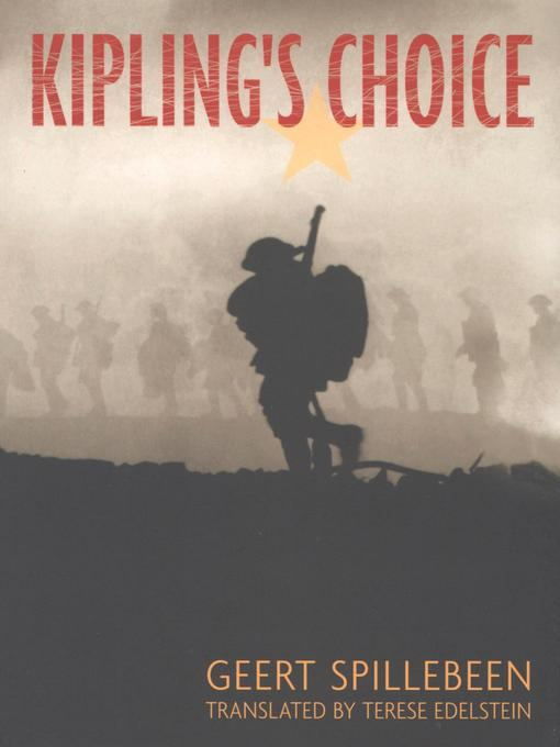 Cover of Kipling's Choice