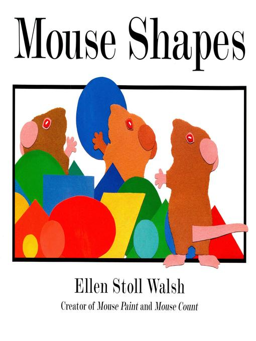 Title details for Mouse Shapes by Ellen Stoll Walsh - Available