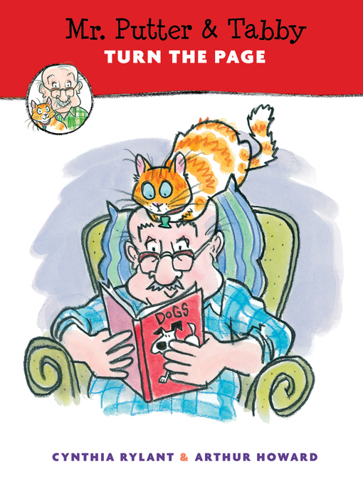 Title details for Mr. Putter & Tabby Turn the Page by Cynthia Rylant - Available