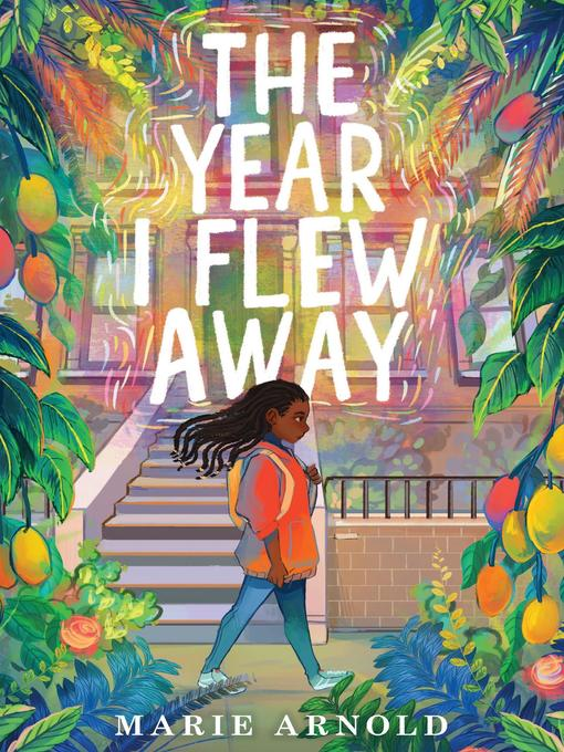 Cover of The Year I Flew Away
