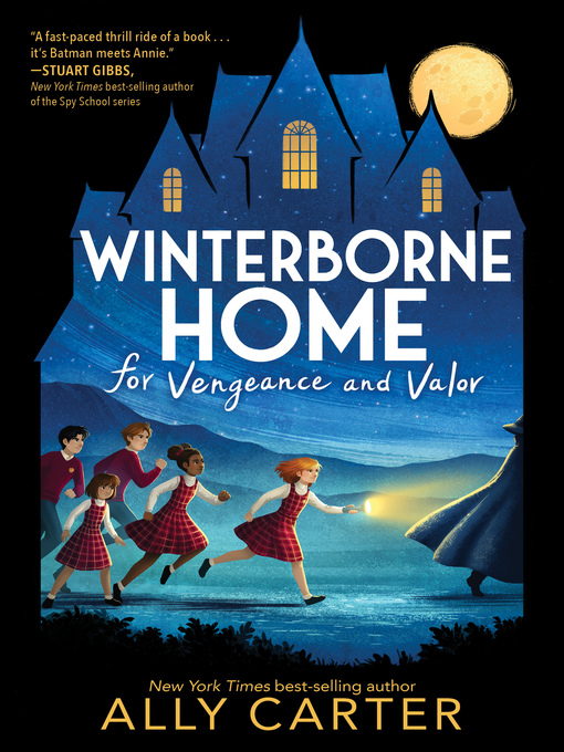 Title details for Winterborne Home for Vengeance and Valor by Ally Carter - Available