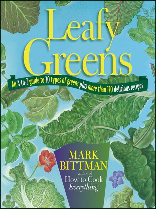 Title details for Leafy Greens by Mark Bittman - Available