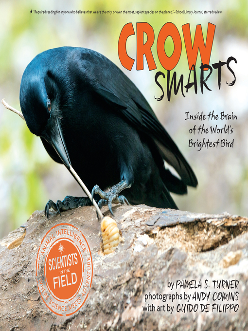 Title details for Crow Smarts by Pamela S. Turner - Available