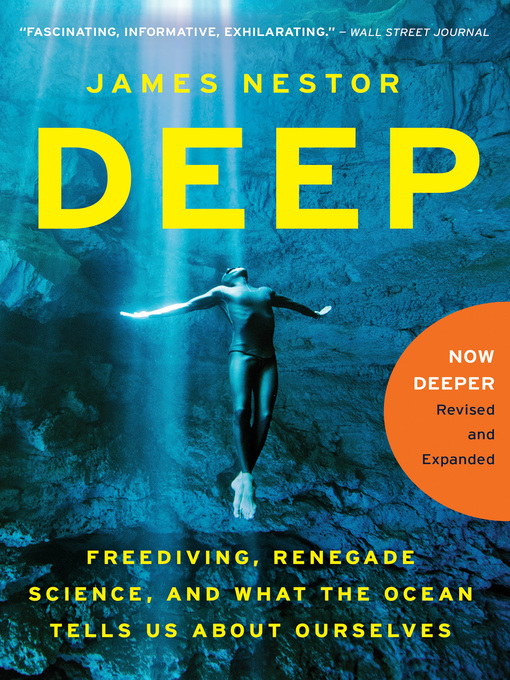 Title details for Deep by James Nestor - Wait list